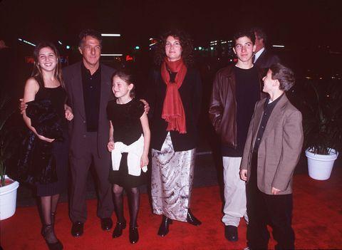 dustin hoffman family