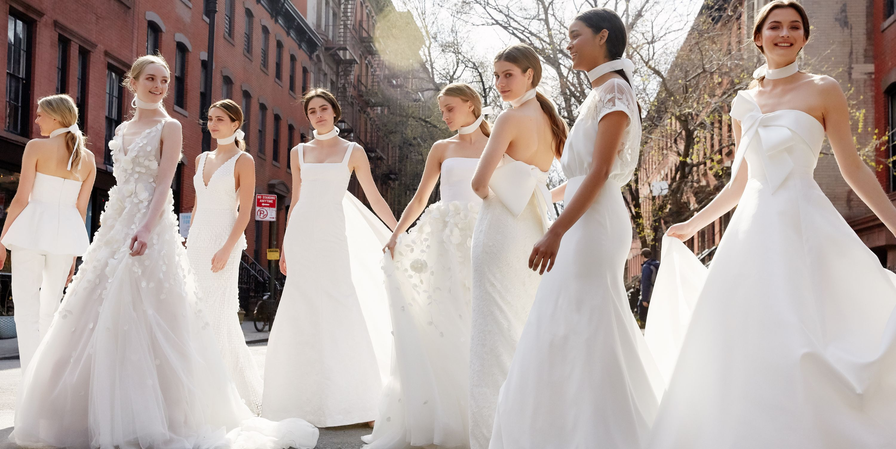 The Best Spring Bridal Trends Of 2019 Spring Bridal Fashion Week