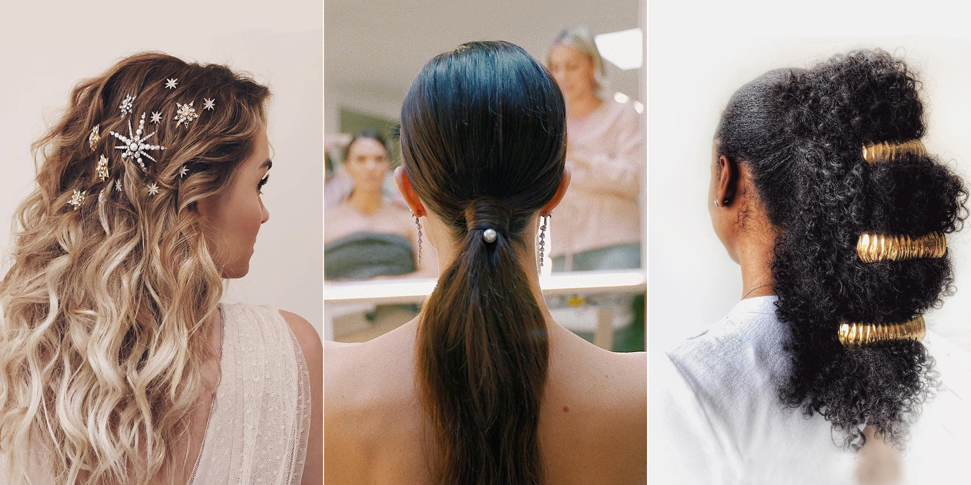 25 Chic Bridesmaid Hairstyles For Long Hair