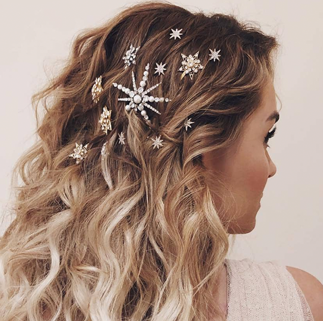 32 Best Bridesmaid Hairstyles to Copy - Pretty and Easy Bridal Updos ...