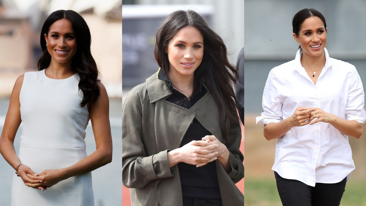 Meghan Markle Always Stands the Exact Same Way at Events and There's a Specific Reason Why