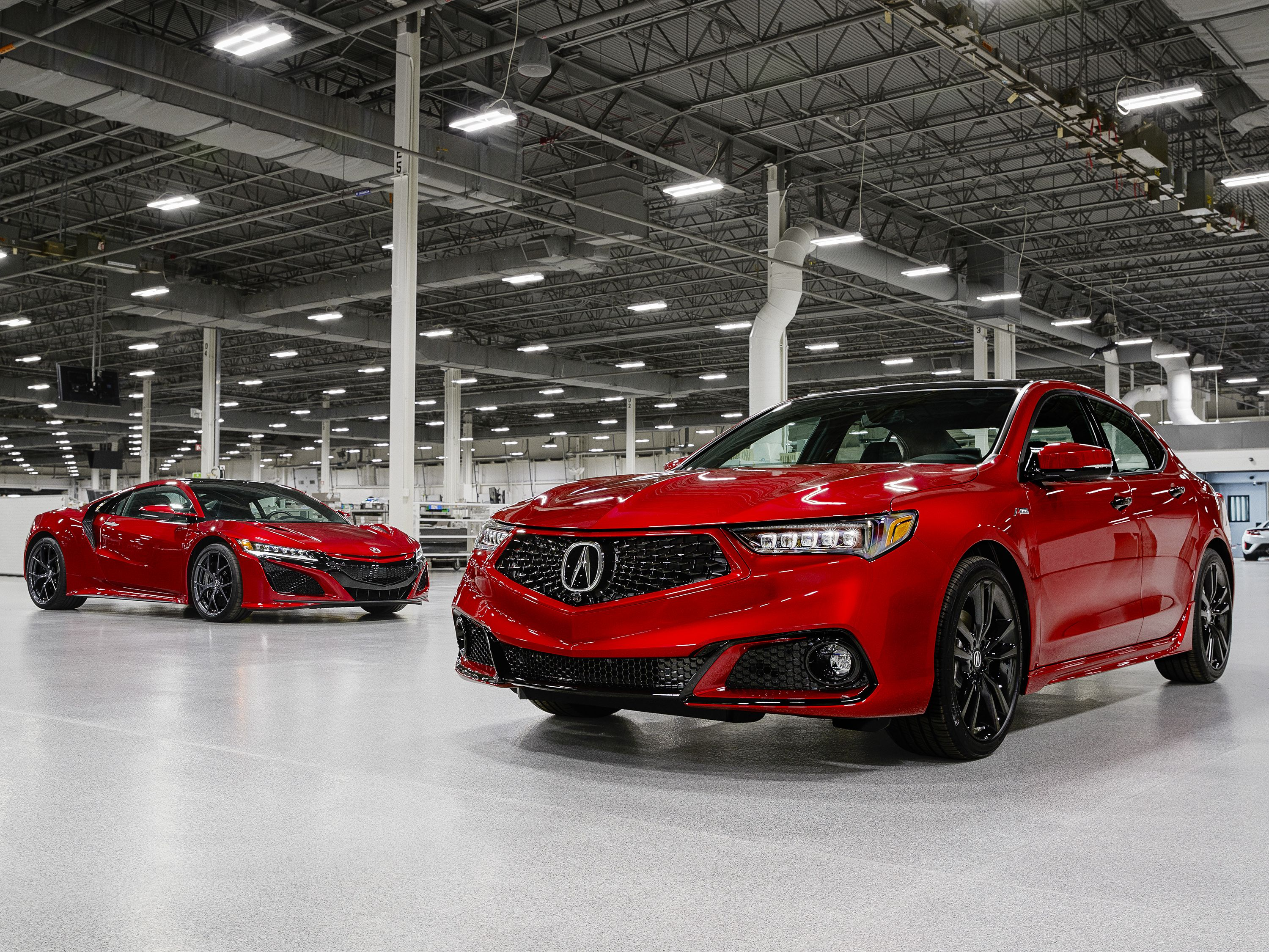 The 2020 Acura TLX PMC Edition Is Hand Made In the NSX Factory