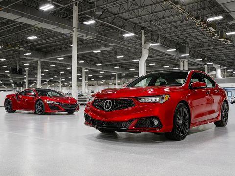 New 2020 Honda Acura Nsx Configurations Car Design