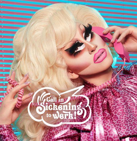 Pink, Eyewear, Doll, Lip, Blond, Wig, Magenta, Font, Eyelash, Photography,