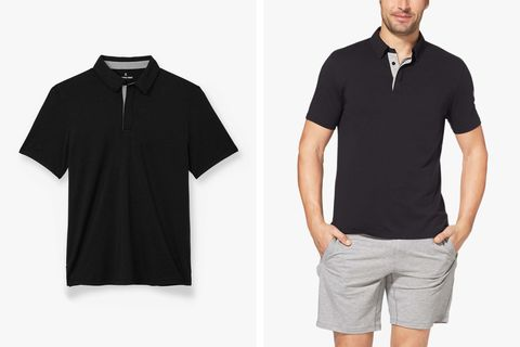 second skin comfort polo