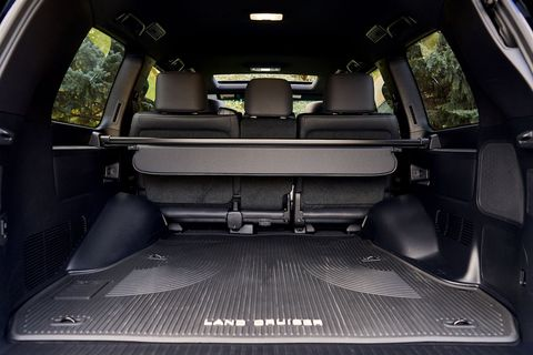 Toyota Floor Mats >> 2020 Toyota Land Cruiser Heritage Edition Is Even More Luxurious and Capable