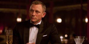 Daniel Craig James Bond 25