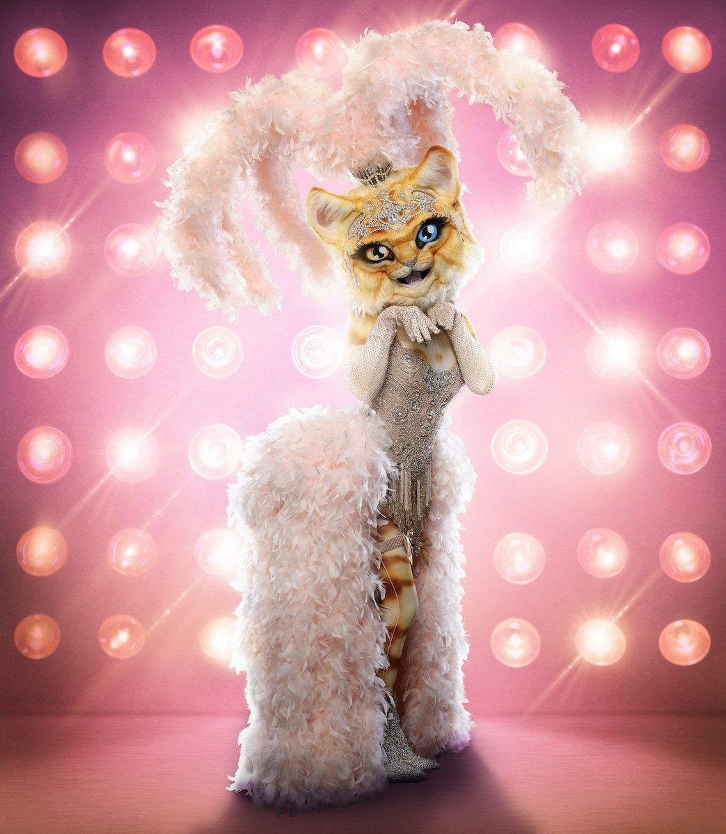 Just Tell Me: Who Is the Kitty on 'The Masked Singer' Season 3?