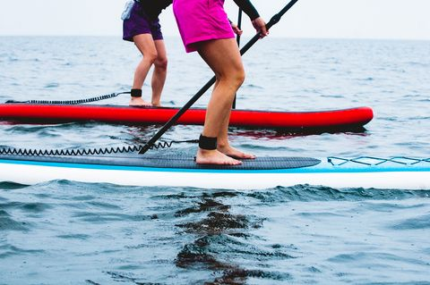 Surfing Equipment, Surface water sports, Stand up paddle surfing, Surfboard, Recreation, Paddle, Fun, Boardsport, Sports, Vacation,