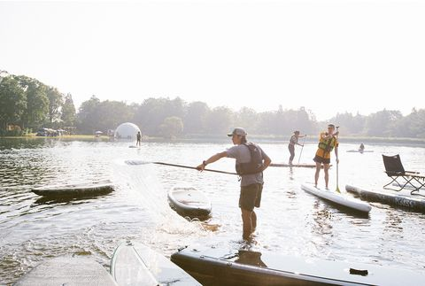 Water, Stand up paddle surfing, Water transportation, Recreation, Surface water sports, Paddle, Boats and boating--Equipment and supplies, Vehicle, Boating, Rowing,