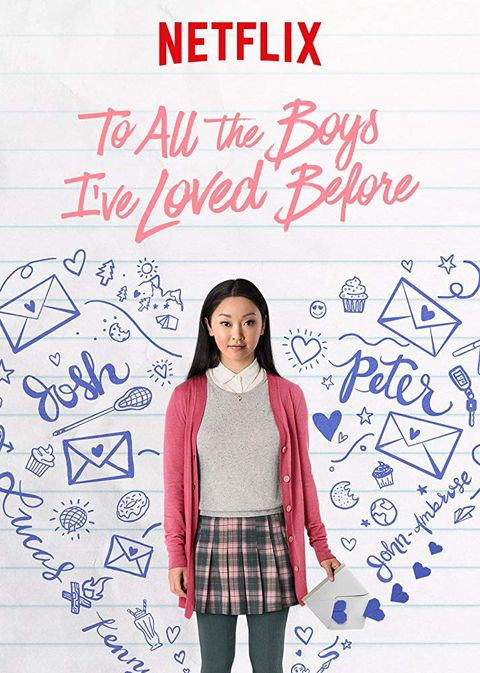To all the Boys I've Loved Before Movie Poster