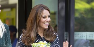The Duchess Of Cambridge Visits The Family Nurse Partnership