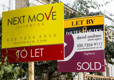 Photo of to let signs London