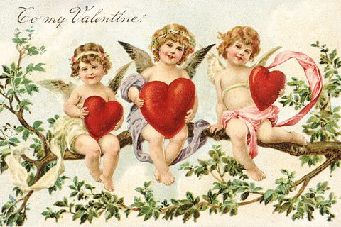 to my valentine victorian valentine