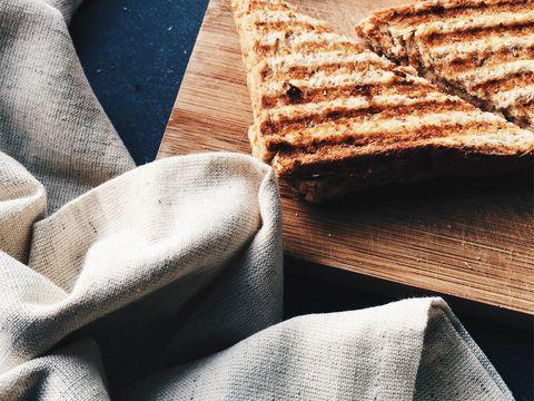 Wood, Textile, Beige, Linens, Table, Room, Food, Pattern, Cuisine, Dish,