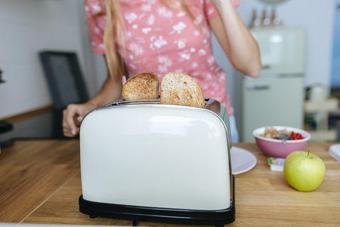tostadoras cocina pequeña