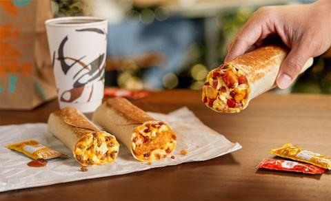 Dish, Food, Cuisine, Ingredient, Breakfast roll, Burrito, Taquito, Kati roll, Fast food, Cannoli,