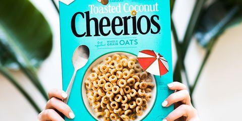 Food, Cuisine, Breakfast cereal, Ingredient, Snack, Dish, Meal, Vegetarian food, Breakfast, Cereal,