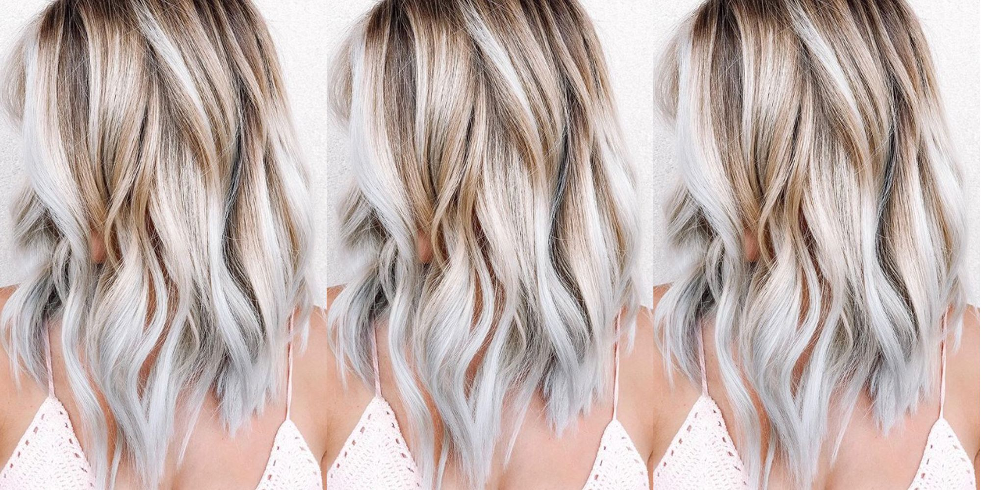 7 Blonde Hair Trends For Summer 2018 New Ways To Try