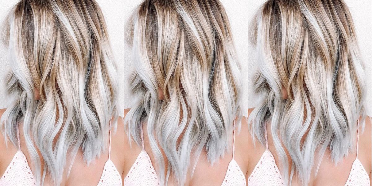 7 Blonde Hair Trends For Summer 2018 New Ways To Try Blonde Hair