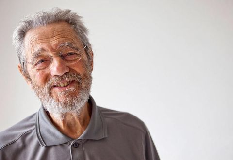 Skin, Wrinkle, Chin, Human, Elder, Facial hair, Beard, Portrait, Moustache, Photography,