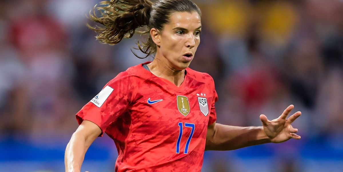 5 Things to Know About American Soccer Player Tobin Heath