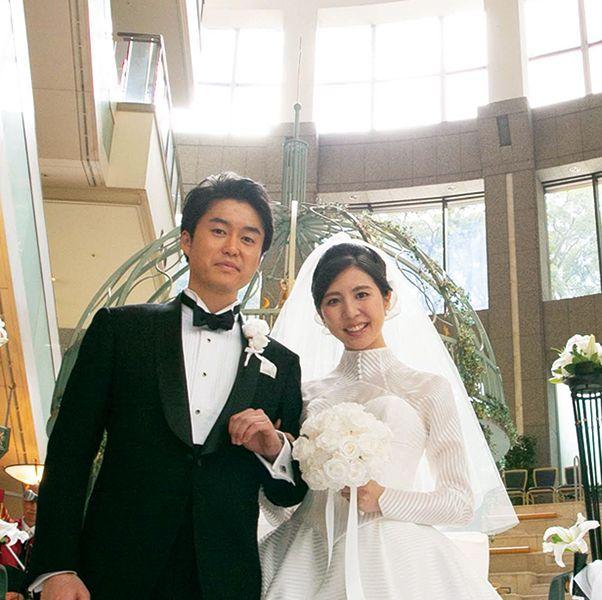 20年越しの夢♡オートクチュールドレスで結婚式@『ホテルニューオータニ』