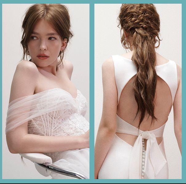 rivini by rita vinieris〈リヴィニ〉 「new york bridal fashion week」
