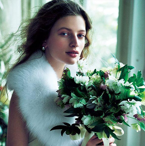 冬の花で彩る♡幸せブライズフラワー