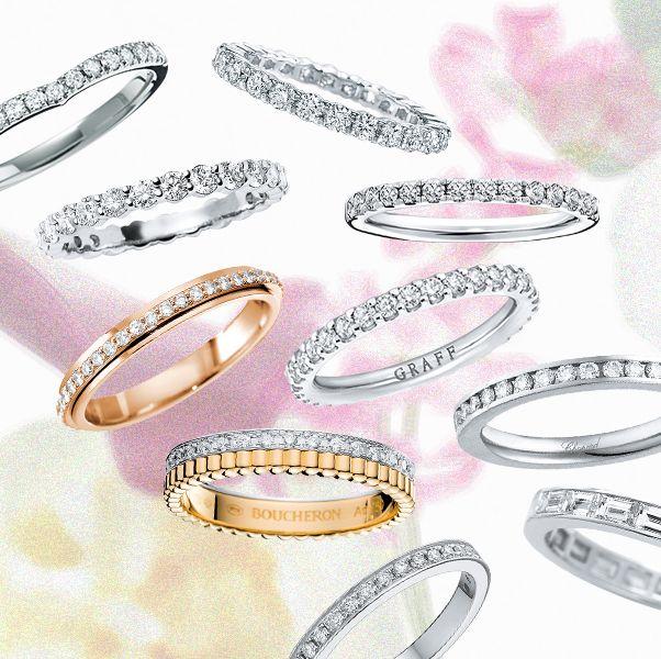 【エタニティ編】人気ブランドで見つける! 最愛♡結婚指輪best17