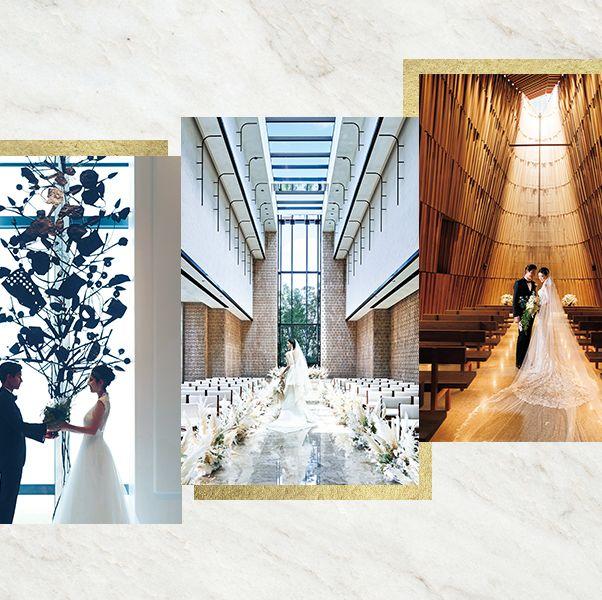 美しい花嫁姿を残せる、フォトジェニックなホテル案内
