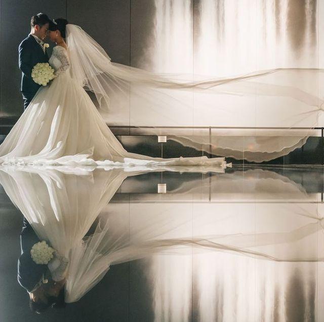 グランド ハイアット 東京のリアル花嫁と花婿