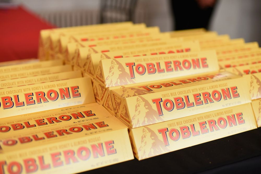This 4.5kg Toblerone Will Keep You Full For Days