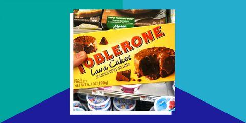 toblerone lava cakes best 2019