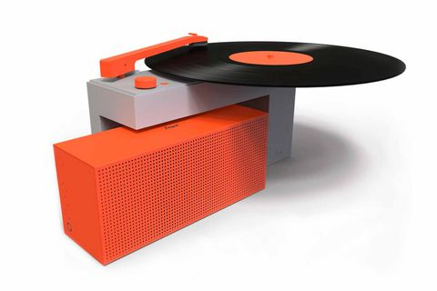 Tocadiscos Duo Turntable, de Hym
