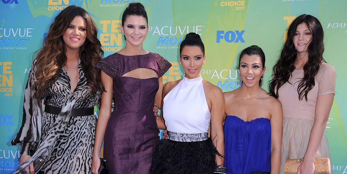 La nueva generación de las Kardashian viene pisando fuerte