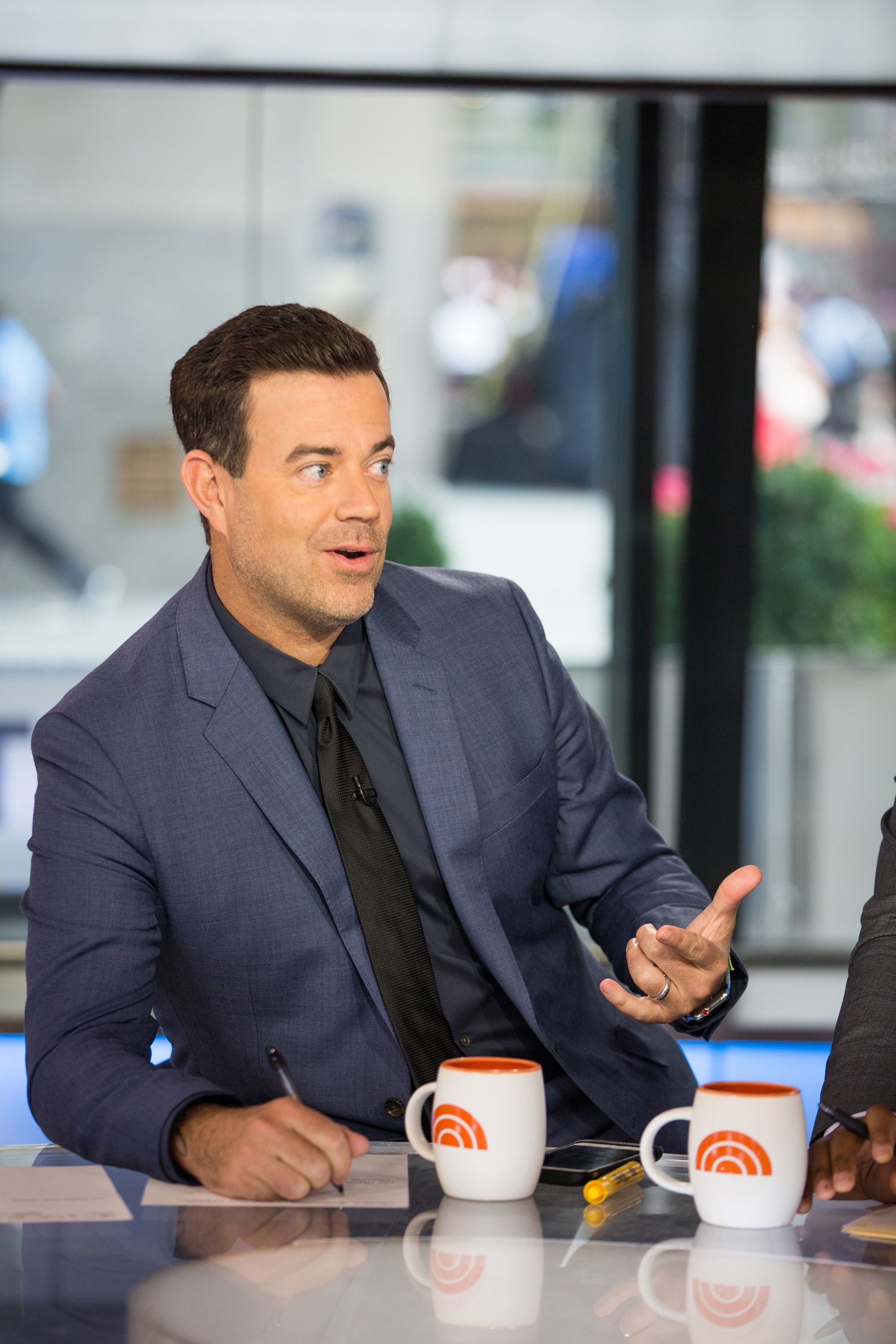 "'Today' Show Viewers Debate Over Carson Daly's ""Insensitive"" Joke on Instagram"