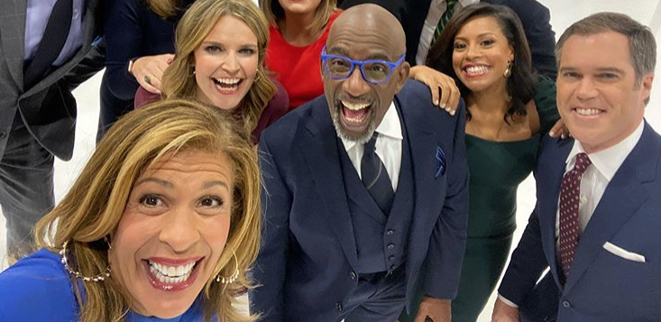 'Today' Show Fans Have So Many Feelings About Hoda Kotb's Group Instagram