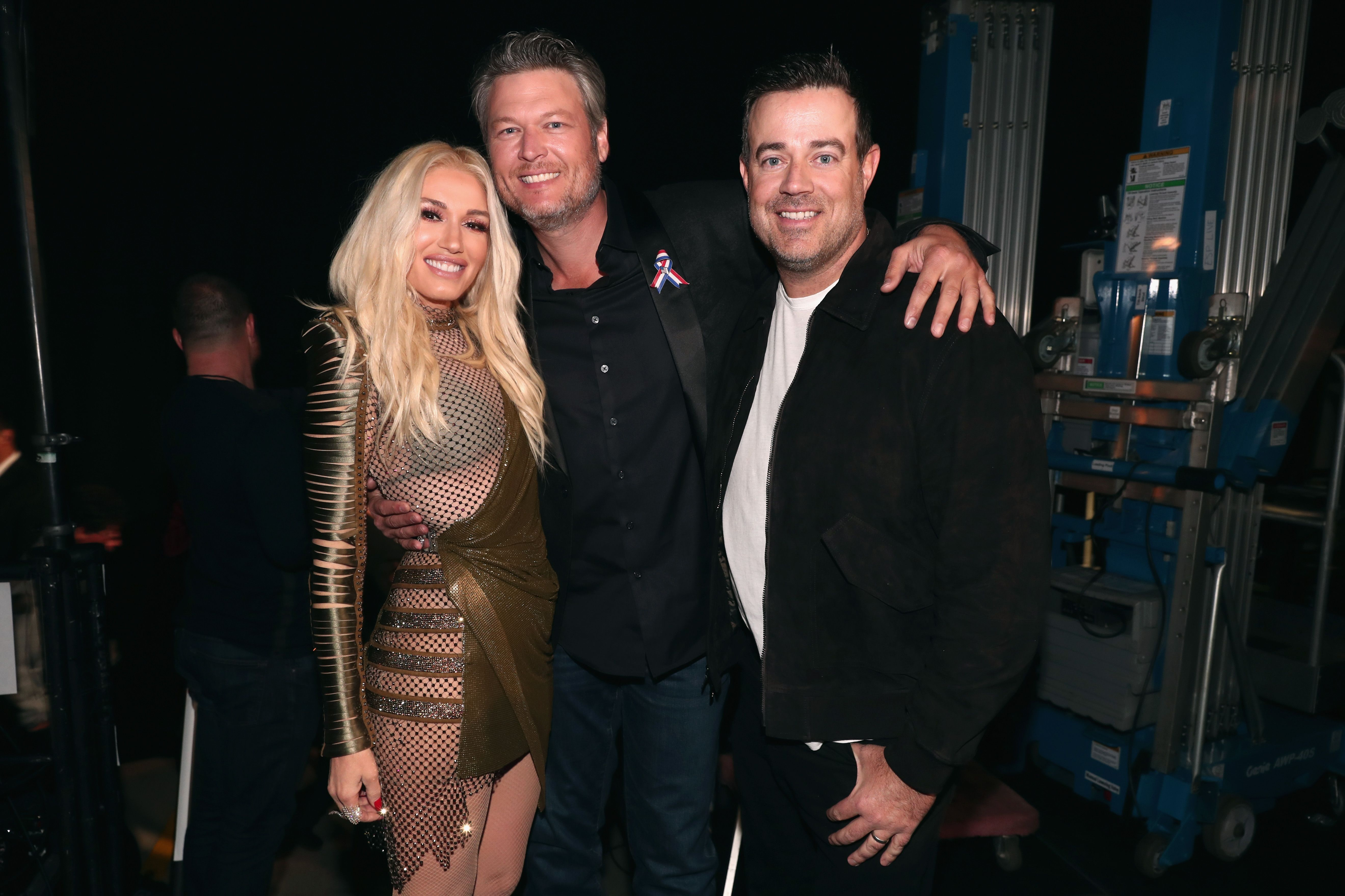 'Today' Star Carson Daly Spills Why He Told Gwen Stefani Not to Get Involved With Blake Shelton