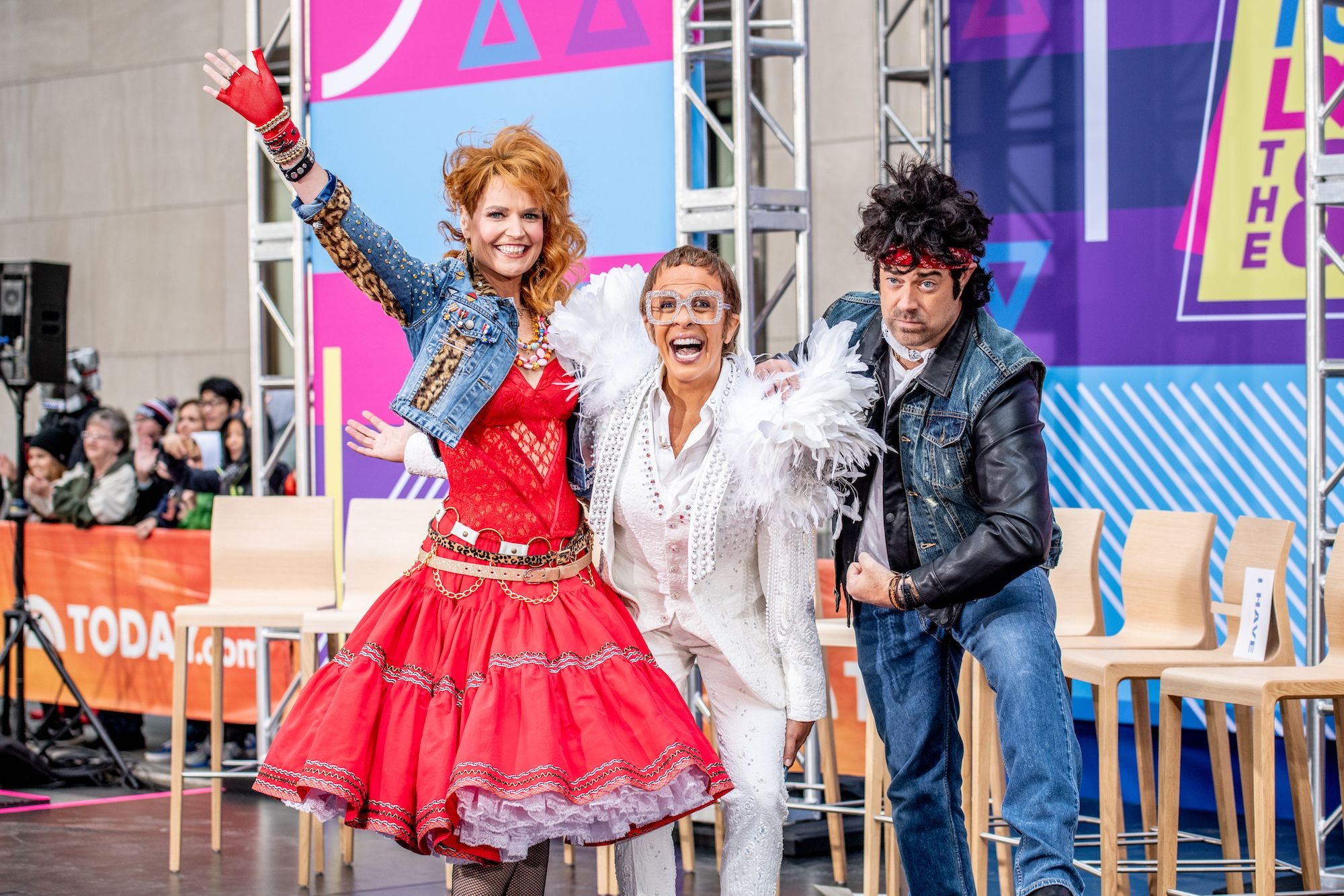 Today Show Fans Have Feelings About The Nbc Cast S 2019 Halloween
