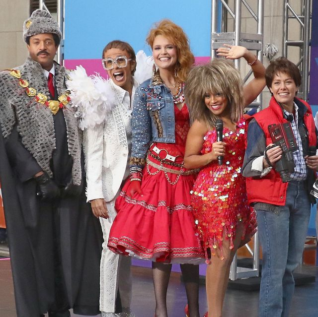 Today Show Hosts In Halloween Costumes 2020