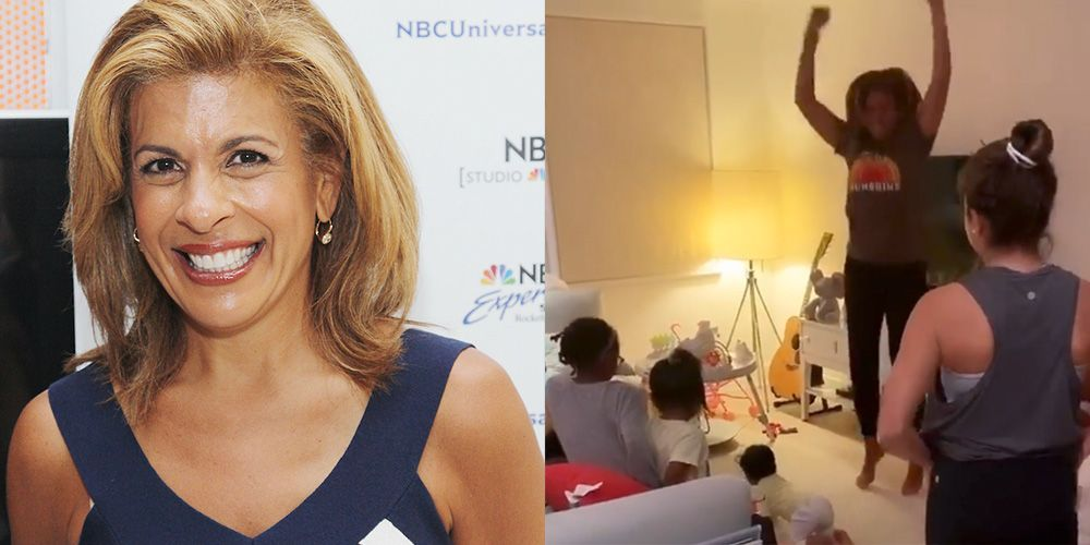 'Today' Show Star Hoda Kotb Gives a HUGE Update on Her Baby Daughter Hope Catherine