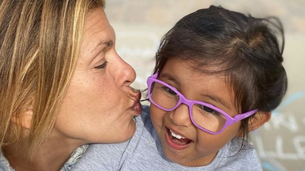 'Today' Show Fans Can't Stop Commenting on Hoda Kotb's Instagram of Her Daughter Haley Joy