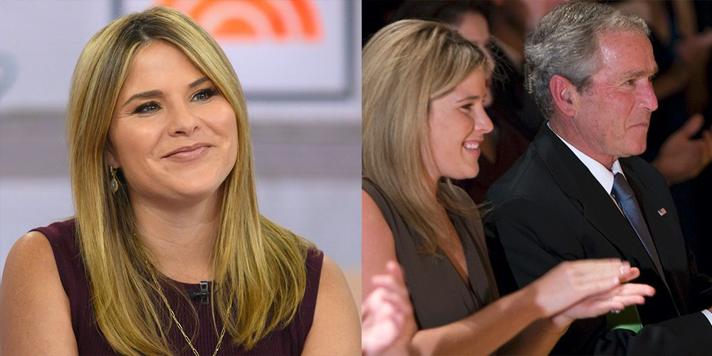 'Today' Show Star Jenna Bush Hager Gets Candid About Being a First Daughter