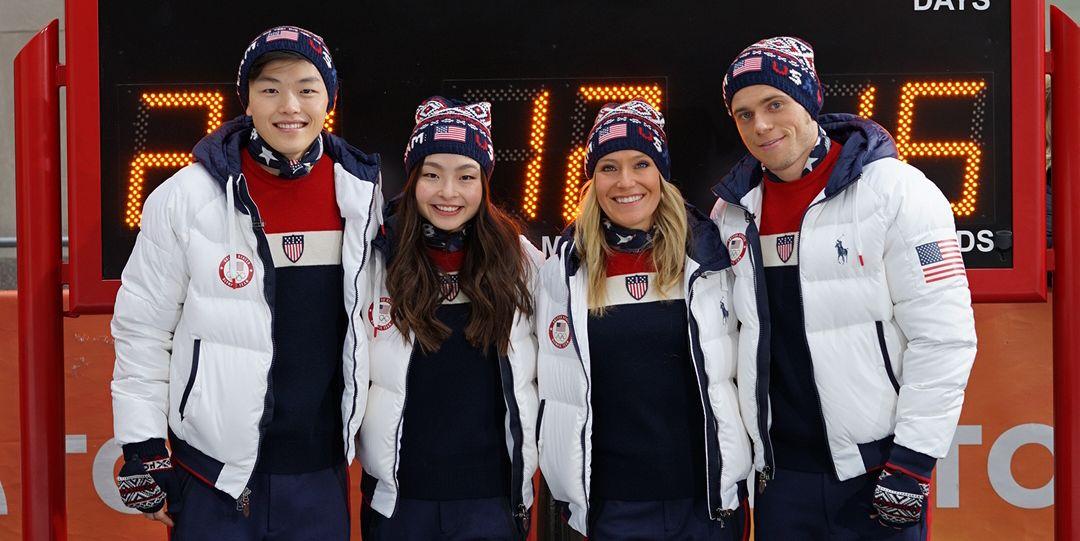 Winter Olympics Uniform
