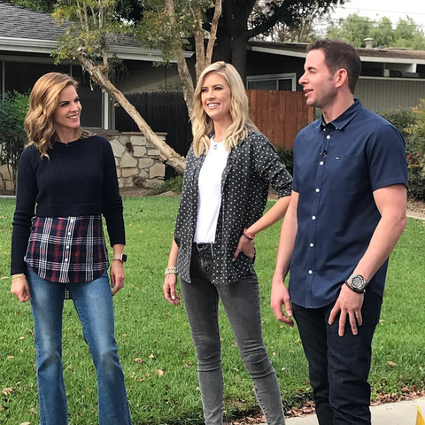 336a1342b Christina And Tarek El Moussa Discuss What Filming Together Is Like Since  Split