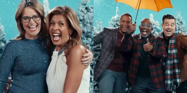 Today Show Fans React To Savannah Guthrie S New Cast Video