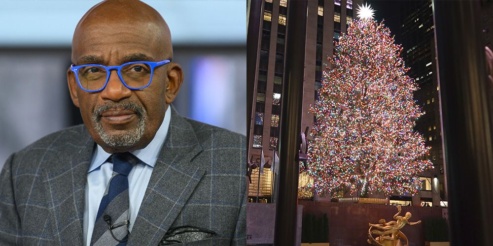 'Today' Show Star Al Roker Got Into a Twitter Fight With the Rockefeller Christmas Tree
