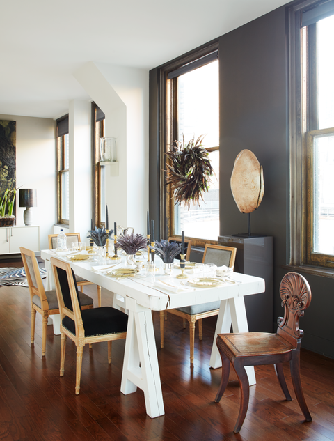 Best Dining Room Paint Colors - Color Schemes for Dining Rooms