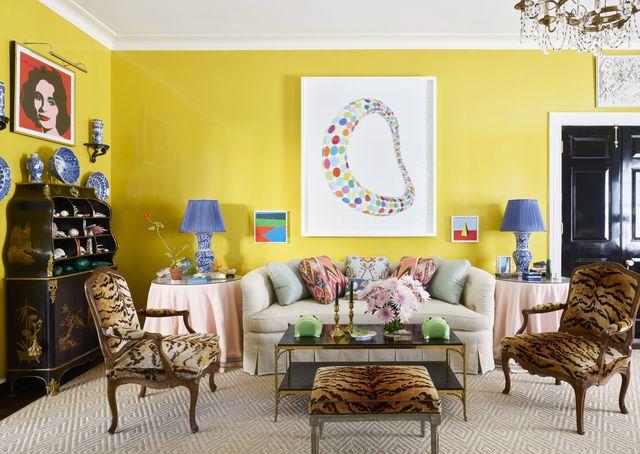 todd romano san antonio living room